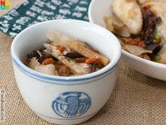 Steamed Herbal Chicken Soup