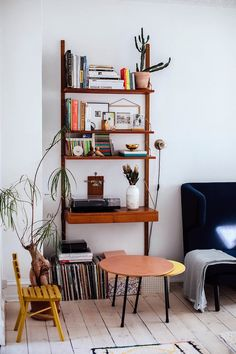 A Charming Copenhagen Apartment Full Of Vintage Finds