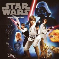 Calendario Star Wars 2015 | Merchandising Películas