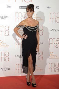 Actress Penelope Cruz attends the 'Ma Ma' Premiere