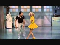 "Vera-Ellen and John Brascia dance to Irving Berlin's ""Abraham"" in White Christmas (1954) directed by Michael Curtiz"
