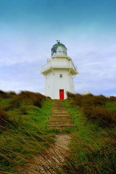 "500px / Photo ""Waipapa lighthouse"" by Chris Rijnbeek"