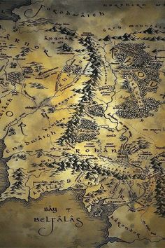 Gandalf, Legolas, Thranduil, Map Wallpaper, Iphone 6 Wallpaper, Phone Backgrounds, Wallpaper Backgrounds, Balrog Of Morgoth, Tolkien Map