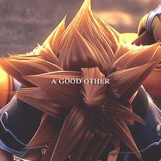 〖 Kingdom Hearts Sora Roxas good other 〗