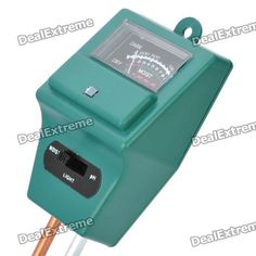 from http://www.dealextreme.com/p/gardening-soil-moisture-meter-ph-meter-green-134216#