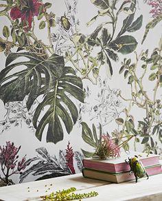 Gallop Lifestyle - Great design, online.: Beautiful wallpaper designs from Sian Zeng