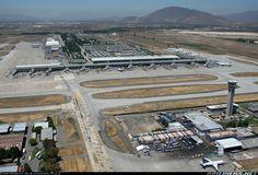 Aeropuerto Internacional   Comodoro Arturo Merino Benítez - SCL - Santiago de Chile
