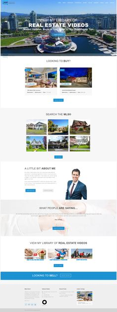 WordPress website integrating the MRP IDX feed. Video in main banner and lots of videos on the site. Real Estate Site, Wordpress, Banner, Website, Videos, Picture Banner, Banners, Video Clip
