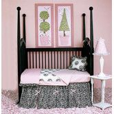 Found it at Wayfair - Amore Toddler Coverlet and Pillow
