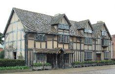 Strafford Upon Avon. England,   went here on my Senior High School trip.. GO SHAKESPEARE (hahahaha)