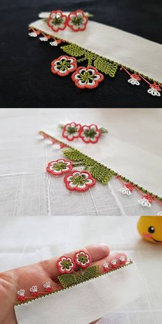 Tek Seferde Yapabileceğiniz İğne Oyası Yazma Modeli Crochet Borders, Needle Lace, Chrochet, Tatting, Elsa, Needlework, Tassels, Crochet Earrings, Embroidery