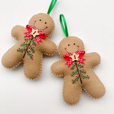 Embroidered Felt Gingerbread man Christmas Decoration Embroidered Felt Gingerbread man Christmas Decoration Source by elfiglck Our Reader Score[Total: 0 Average: Related Christmas… Diy Felt Christmas Tree, Felt Christmas Decorations, Christmas Sewing, Tree Decorations, Christmas Christmas, Christmas Ideas, Christmas Projects, Holiday Crafts, Christmas Crafts To Make
