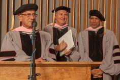 studioexpresso Oct '14 eZine -- Legendary engineer Al Schmitt received an honorary doctor of music degree from Berklee