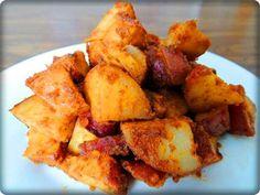Mexican Potato Recipe