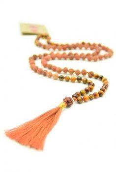 Mala Spirit - Spiritual Jewelry from Bali Spiritual Jewelry, Namaste, Tassel Necklace, Bali, Yoga, My Style, Fashion, Moda, Fashion Styles