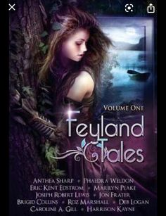 "Read ""Feyland Tales Volume by Anthea Sharp available from Rakuten Kobo. What if a high-tech computer game opened a gateway to the treacherous Realm of Faerie? For fans of GameLit and fairy tal. Fantasy Book Covers, Fantasy Books, Dark Queen, Hobgoblin, Near Future, And So The Adventure Begins, Book Characters, Book Club Books, Faeries"
