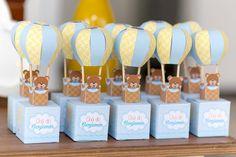 Olha que amor este Chá de Bebê com o tema Balões e Nuvens. Decoração Cuore Festas. Lindas ideias e muita inspiração! Bjs, Fabiola Teles. ...