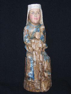 Virgen de la Garandilla.S. XII