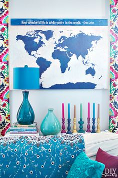 How Wonderful Life is While You�re in the World � DIY sign tutorial