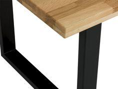 Dubový jídelní stůl Catalonia