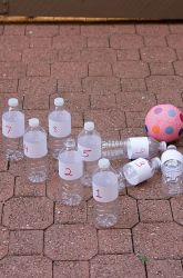 First Grade Ball Games Activities: Bowling for Addition