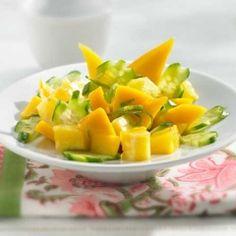 Sesame Fruit Salad