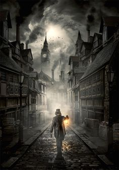 Home Discover The London Dungeon Victorian street concept visual Dark Fantasy Art Fantasy City Fantasy Places Fantasy World Dark Art Victorian Street Victorian London Gothic Horror Gothic Art Dark Fantasy Art, Fantasy City, Fantasy Places, Fantasy Artwork, Fantasy World, Dark Art, Ville Steampunk, Steampunk City, Steampunk Kunst