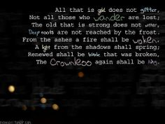 JRR Tolkein- The Fellowship of the Ring