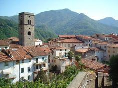 Panoramio - Photo of Borgo a Mozzano