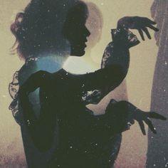 "DVRKPRINT ""Spell"" by PolinaWashington"