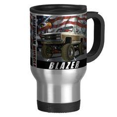 1989 Blazer Travel Mug