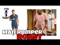 Romper roast - YouTube. Wow, just wow.