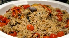 Beef Pilaf - Ethiopian Food - Ethiopian Food Recipes