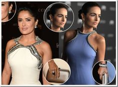 Salma Hayek and Camilla Belle Dressing Styles