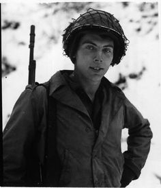 """Francis Sherman """"Frank"""" Currey (born in 1925) one of four living Medal of Honor recipients of the war. During the war he was a technical seargant and he earned his Medal of Honor for his action in Belgium during the Battle of the Bulge 1944. Citation: He was an automatic rifleman with the 3rd Platoon defending a strong point near Malmedy Belgium on 21 December 1944 when the enemy launched a powerful attack. Overrunning tank destroyers and antitank guns located near the strong point German…"""