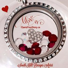 Our lockets make the perfect gift for every occasion, by telling a story in a personalized locket you are creating a gift that is truly unique and made with love. With over 600 charms and embellishments to choose from the possibilities are endless. Lockets start at as little as $25, charm your story today www.CharmYourStory.ca