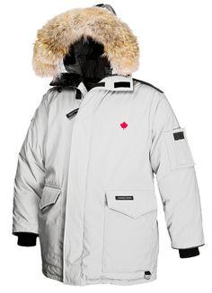 Canada Goose chateau parka outlet 2016 - Canada Goose Heli Arctic Parka Dark Blue Men CAD338.31 http://www ...