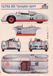 Tatra 602 Slot Cars, Race Cars, Subaru Impreza Wrc, Car Prints, British Sports Cars, Car Posters, Vintage Race Car, Bus, Car Drawings