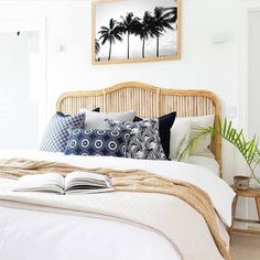 Short Article Reveals the Undeniable Facts About Cozy Holiday Bedroom Retreat , When selecting a bed above all it ought to be comfortable and cozy. If you own a platform bed, create custom headboard merely by applying a material t. Coastal Master Bedroom, Beach House Bedroom, Bedroom Retreat, Trendy Bedroom, Cozy Bedroom, Modern Bedroom, Bedroom Decor, Bedroom Ideas, Luxury Home Decor