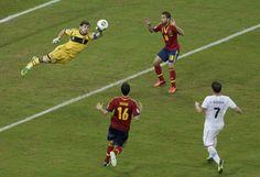 Copa Confederaciones Brasil 2013: España contra Uruguay - Líder en Deportes