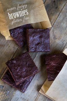 Super Fudgy Gluten Free Brownies | Gluten Free on a Shoestring