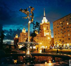 I am already buzzing with excitement about going to Russia in March!