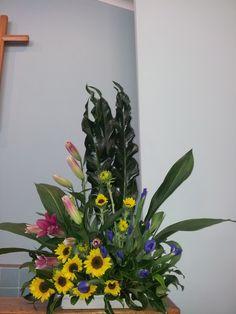 2014년 5월 4주 성전 꽃꽂이 – Sydney Korean Presbyterian Church