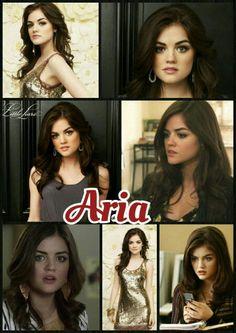 Aria - Pretty Little Liars