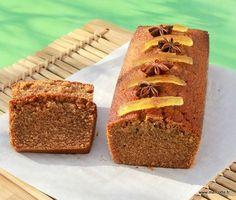 Speculoos gingerbread by Cyril Lignac! Sweet Recipes, Whole Food Recipes, Cake Recipes, Bread Recipes, Thermomix Desserts, Köstliche Desserts, Summer Dessert Recipes, Desert Recipes, Chefs