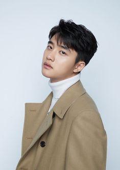 """[Interview] """"Swing Kids"""" Do Kyung-soo Loves to Cook to Relieve Stress Kyungsoo, Kaisoo, D O Exo, Exo Do, Park Chanyeol, Kdrama, Exo Album, Kim Minseok, Exo Korean"""