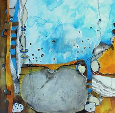 A blog about mixed media art and creative learning online and in person.