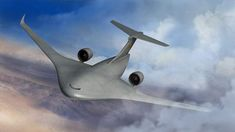 With wind-tunnel tests confirming the expected efficiency benefits of Lockheed Martin& Hybrid Wing Body airlifter, Aviation Week takes a closer look at the latest transport design. Blended Wing Body, Experimental Aircraft, Airline Travel, Popular Mechanics, Aircraft Design, Military Equipment, General Electric, War Machine, Military Aircraft