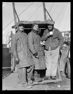 Boston fishermen