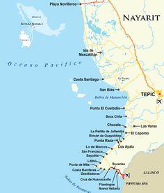 punta cana international airport map punta mita » ..:: Edi Maps ...